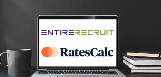 Entire Recruit Integration with Ratescalc