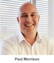 Paul Morrison - Director, Connect Health Services